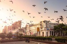 Connaught Place, New Delhi, India