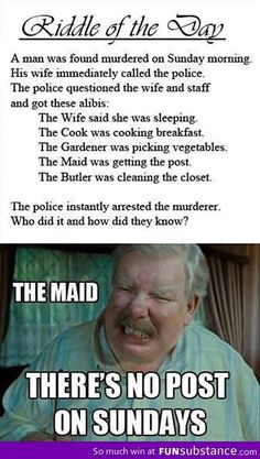 Harry Potter I love this riddle and this just made it better :D