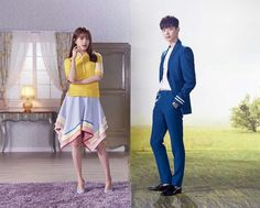 Han Hyo Joo & Lee jong suk