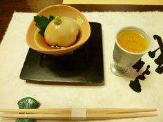 """Cena, Camera di """"Kizuna"""" (Hotel), Shuzenji-Onsen (Terme) Shizuoka Japan (Novembre)"""