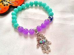 SALEHAMSA BRACELET  Turkish bracelet Middle Eastern by Nezihe1