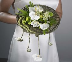 Contempory Bridal Bouquet