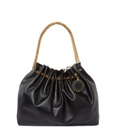 Stella McCartney Black Noma Bucket Bag