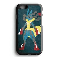 Pokemon Lucario Painting iPhone 7 Case