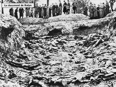 Katyn Forest Massacre - spring of 1940