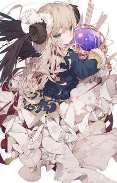 Cute Anime Pics, Anime Girl Cute, Anime Art Girl, Anime Girls, Pretty Art, Cute Art, Tomoyo Sakura, Anime Animals, Cute Anime Wallpaper