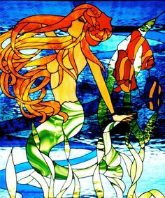stained glass beach | Stained Glass, North Myrtle Beach, SC | J&M Stained Glass, North ...