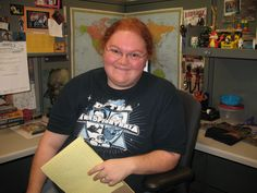 Rachael Pattillo- Library Assistant