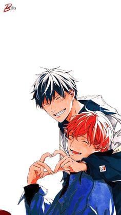 anime lockscreen | Tumblr All Anime, Anime Manga, Anime Guys, Anime Art, Cute Cartoon Wallpapers, Animes Wallpapers, Otaku Issues, My Bebe, Kawaii Illustration