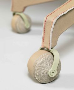 """Office-pets - detail - soft, wheeled casters, compatible with modular office furnishings, creates a """"cover up"""" that allows office-pets penetrate office environments undetected. Eco Design, Handmade Furniture, Industrial Design, Craft, Inventions, Furniture Design, Inspiration, Detail, Upholstery"""