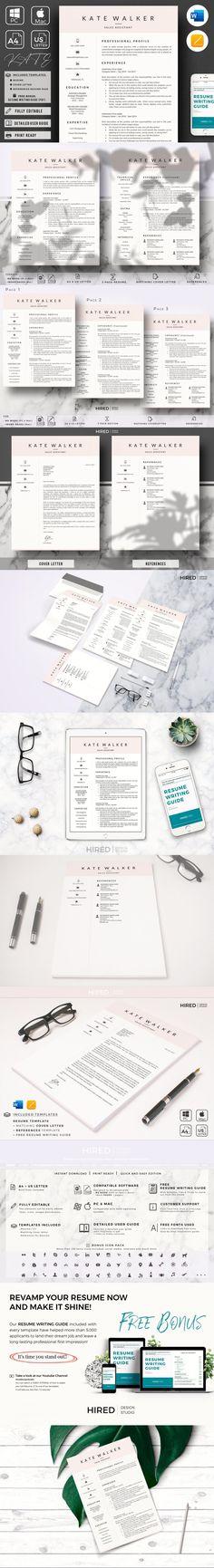 Sales Resume + Cover Letter Template #ResumeHelp #saleresumetemplate #ResumeDesign #3pageresume #retailresumesales #patterns #salesresume #creativecv #CV #StationeryTemplates #ResumeTemplateDesign #ResumeWriting #minimalistcv #pat #cleanresume #ResumeFormat #BestResumeFormat #pattern Resume Cover Letter Template, Cover Letter Format, Cv Template, Print Templates, Stationery Printing, Stationery Templates, Stationery Design, Resume Templates, Cv Design