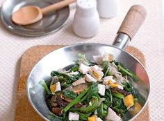 Here's a vitamin and fiber-packed vegetable stir-fry that pairs well with any Asian dish.