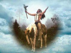 Indianer und Pferde images | Visionen spenden Kraft, Freude und Gesundheit. Sie sind Wirklichkeiten ...