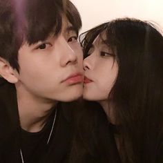 𝐏𝐢𝐧𝐭𝐞𝐫𝐞𝐬𝐭 : 𝐝𝐨𝐦𝐢𝐧𝐨_𝐳 #ulzzang #love #couple #ulzzangcouple #loveit #cute #boyfriend #girlfriend Just You And Me, Love You So Much, We Go Together, Korean Couple, Ulzzang Couple, Couple Goals, True Love, Cute Couples, Ulzzang Girl