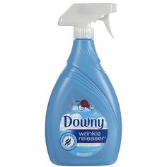 Downy Wrinkle Release Spray  Buy the travel size - spruce up work clothes in no time flat!