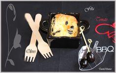 Molleux aux olives, coeur de tomate et feta