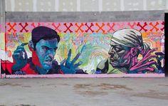 Street Art by Mr Ariz