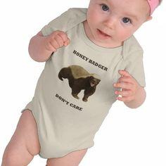 Honey Badger Dont Care Shirt