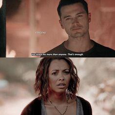 The Vampire Diaries 8x05 Bonnie & Enzo