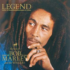 "Bob Marley ""Legend The Best of Bob Marley & The Wailers"" album cover"
