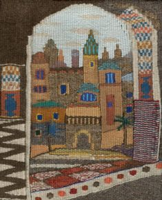 View from a Middle Eastern window Bohemian Rug, Kids Rugs, Tapestry, Windows, Middle, Home Decor, Hanging Tapestry, Tapestries, Decoration Home