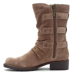 Clarks Orinocco Kick | Women's - Taupe Suede - FREE SHIPPING at  OnlineShoes.com