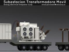 """Subestacion Transformadora Movil"" - A Haiku Deck by Renso Piovesan #setyourstoryfree"
