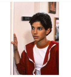 Ralph Macchio as Daniel Larusso in Karate Kid 22 years old Daniel Karate Kid, The Karate Kid 1984, Karate Kid Movie, Karate Kid Cobra Kai, Hot Actors, Actors & Actresses, Young Actors, Beautiful Boys, Pretty Boys