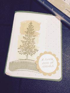 SU LOVELY AD A TREE