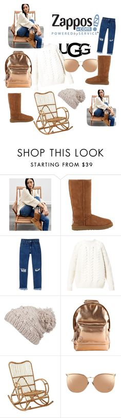 """""""The Icon Perfected: UGG Classic II Contest Entry"""" by maropenerchyan ❤ liked on Polyvore featuring UGG, UGG Australia, Monki, Diesel, prAna, Mi-Pac, Linda Farrow, ugg and contestentry"""