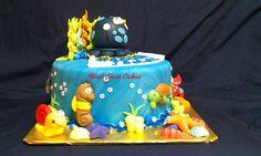 sea creatures cake decorations - Google Search