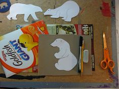 that artist woman: How to Paint Polar Bears
