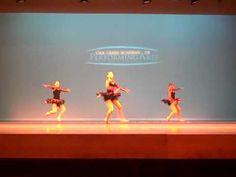 Gina, Kaitlyn, Amy - Senior Trio, Spring 2012