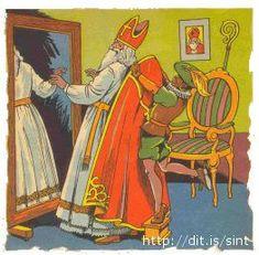 Sinterklaasliedjes op z'n Engels; Sint Songs