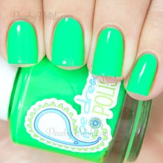 Pipe Dream Polish High Roller | A Night In Vegas Collection | Peachy Polish - yesyesyes!! #green