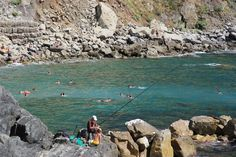 Snorkling, diving or kayaking your thing? Riomaggiore has you covered.