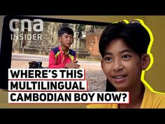 (179) Cambodian Boy Who Speaks 16 Languages' Life Now, 2 Years After Viral Video - YouTube Story Video, Experiential, Best Memories, Boys Who, Viral Videos, Languages, Documentaries, Leadership, I Am Awesome