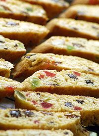 Christmas Biscotti-Ina Paarman Rusk Recipe, South African Recipes, Recipe Search, Cake Cookies, Biscotti, Banana Bread, Muffins, Yummy Food, Foods