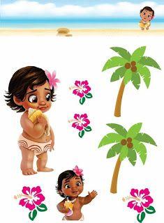 Topo Moana Baby Aniversario Moana Moana Festa Infantil Festa De Aniversario Moana