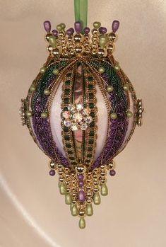 Victorian Tree Ornaments
