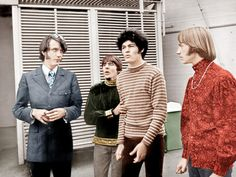 Head Poster with Michael Nesmith, Davy Jones, Micky Dolenz, Peter Tork, aka The Monkees (1968)