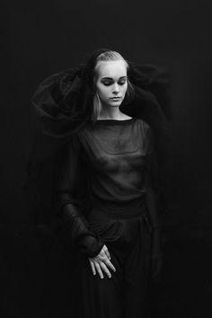 thequietfront: Martina Vobornikova by Sara Mautone for REVS (via Photography Pics, Figure Photography, Clothing Photography, Autumn Photography, Editorial Photography, Fashion Photography, Lifestyle Photography, Black White Fashion, Dark Fashion