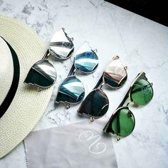 c166b739843d cute sunglass women vintage glasses fashion mirrored sunglasses cat eye  sunnies designer sun glasses beach.