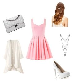 """cute fancy outfit"" by livliv-xoxo on Polyvore"