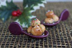 Struffoli al forno, ricetta natalizia