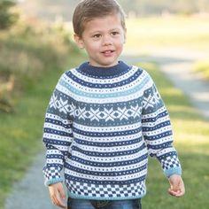 Gratis nedlasting - barn - Viking of Norway Knitting For Kids, Vikings, Fair Isles, Turtle Neck, Pullover, Jumpers, Jackets, Fashion, Threading