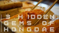 Hongdae hidden gems with EatYourKimchi