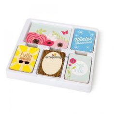 Becky Higgins | Project Life core kit; Seasons | Scrapdelight Scrapbookwinkel
