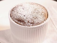 Chocolate Souffle from FoodNetwork.com