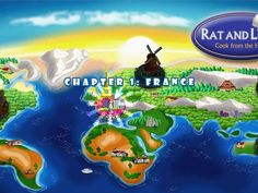 Free Download Rat and Louie Cook from the Heart Games For PC Windows       Can Louie master his family's signature recipes? From France to New Zealand, Louie journey awaits!.   #Ancient World Games Free Download For PC #Cartoon Games Free Download For PC #Cooking Games Free Download For PC #Download Free Games For PC #Fate games free download for pc #Free Download Games For PC #Free Games free download for pc #Love story games free download for pc #Lucky games free d Cartoon Games, Cooking Games, Free Games, Rats, Leo, Journey, Windows, France, Heart
